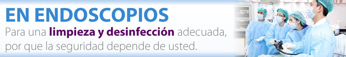 Protocolo de reprocesamiento de endoscopios limpieza y for Manual de limpieza y desinfeccion en restaurantes